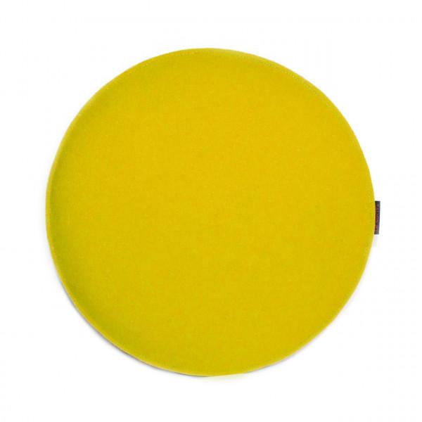 Sitzauflage Ø37cm - einfarbig