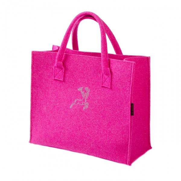 "Shopper - Strass ""Hirsch"""