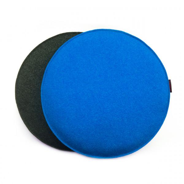 Sitzauflage Ø37cm - zweifarbig