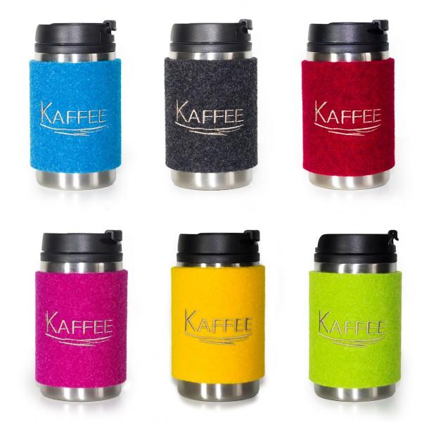 """Kaffeebecher - Stick """"Kaffee"""""""